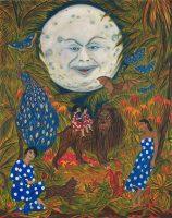 Marcel Dzama -The illumination of the sisters of paradise - 2020