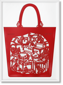 Ai Weiwei - The Bag'Cats and Dogs'