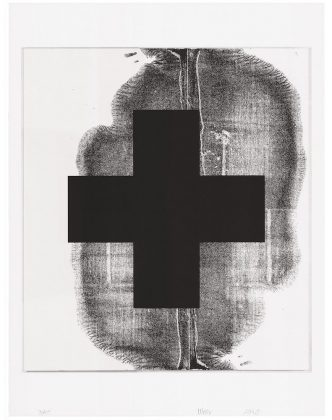 Christopher Wool - Untitled (for The Kitchen NYC) - 2020