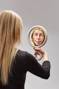Cindy Sherman - Untitled (Vanity Mirror) -2020