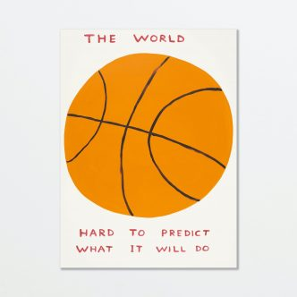 David Shrigley - The World - 2020