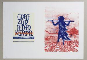 Daniel Richter - Greif Zur Feder, Gymnasiastin - 2020