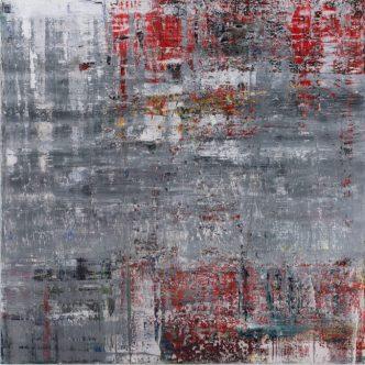 Gerhard Richter - Cage P19-4 - 2020