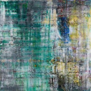 Gerhard Richter - Cage P19-6 - 2020
