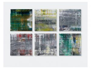 Gerhard Richter - Cage Prints - 2020