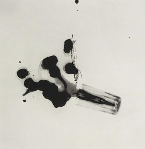 Cornelia Parker - Falling Tumbler with Ice - 2020