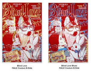 FAILE - Blind Love - 2021
