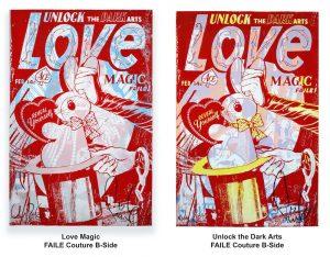 FAILE - Love Magic - 2021