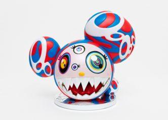 Takashi Murakami - Melting DOB Figure - 2021