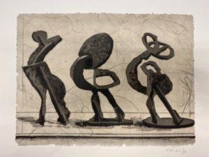 William Kentridge - Lexicon (Promenade) - 2020
