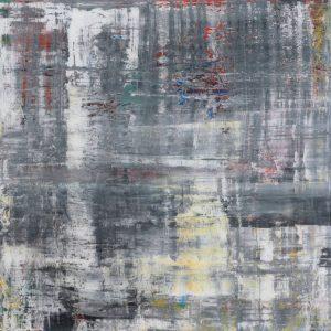Gerhard Richter - P19-5 (Cage Series) - 2020