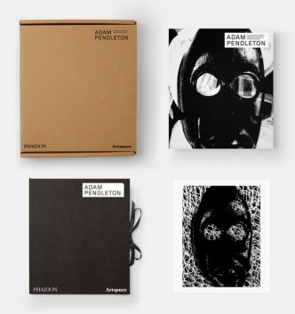 Private Sales - Adam Pendleton - Mask (Collector's Edition) - 2020