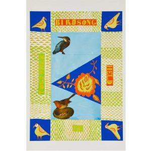 Lubaina Himid CBE - Birdsong Held Us Together - 2020