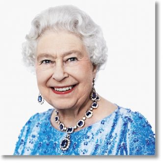 David Bailey - Her Majesty The Queen - 2021