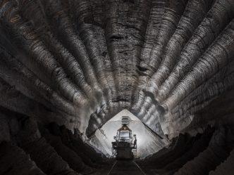 Edward Burtynsky - Uralkali Potash Mine #1, Berezniki, Russia, 2017 / 2021