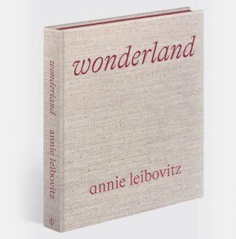 Annie Leibovitz - Wonderland - Signed Book 2021