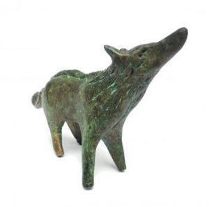 Billy Childish - Dire Wolves l and ll – Silver and Bronze Editions - 2021