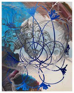 Jeff Koons - Carracci Flower - 2021