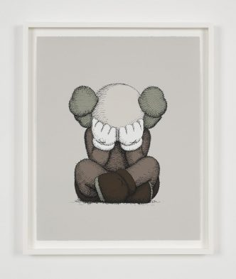 KAWS - Separated (print) - 2020