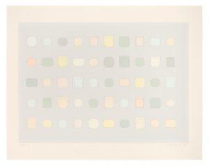 Rachel Whiteread - 50 Spaces - 2021