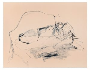Tracey Emin - On my Knees - 2021