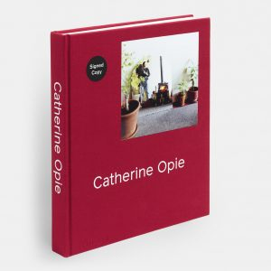 Catherine Opie - Signed Book