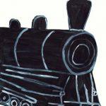 Private Sales - David Shrigley - Fast Train