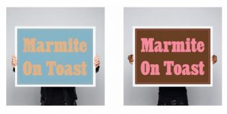 Jeremy Deller - Marmite On Toast l and ll