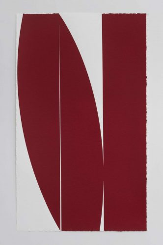 Private Sales - Johnny Abrahams - Untitled (Red) - 2019