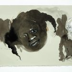 Kara Walker - Untitled, from the series The Gross Clinician Presents: Pater Gravidam