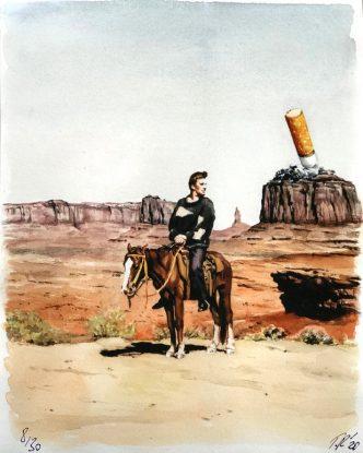 Tobias Rehberger - Arizona - 2021
