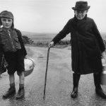 William Klein - Two Boys Near Inverness, Scotland