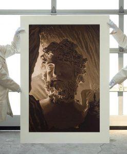 Daniel Arsham - TROPICAL CAVE OF ZEUS - 2021