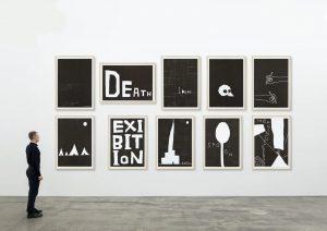 David Shrigley - Untitled (10 Woodcut Prints) - 2008