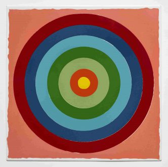 Polly Apfelbaum - Target Practice - 2021