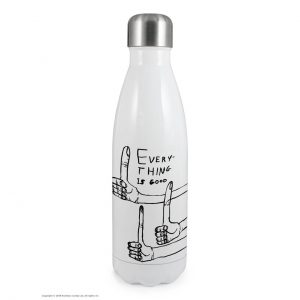 Everything is Good - Water Bottle.