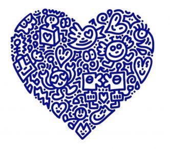 Mr Doodle - Pop Hearts - 2021