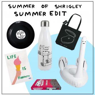 Summer of Shrigley - Summer Edit - 2021
