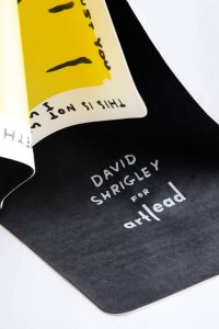 David Shrigley - This Is Not What I Wanted - Yoga Mat