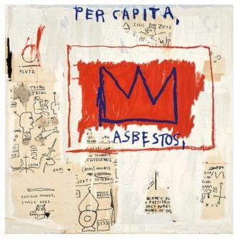 WANTED - Jean-Michel Basquiat - Per Capita - 2001