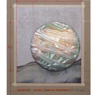 Private Sales - Christo - Wrapped Globe (Eurasian Hemisphere) - 2019