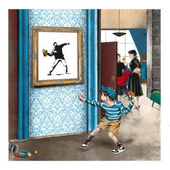 Private Sales - Mr Brainwash - Life Imitates Art - 2021