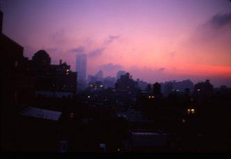 Nan Goldin - Apocalyptic Sky Over Manhattan, NYC, 2001 - 2021