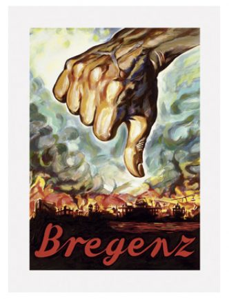 Maurizio Cattelan - Edition for Bregenz - 2008